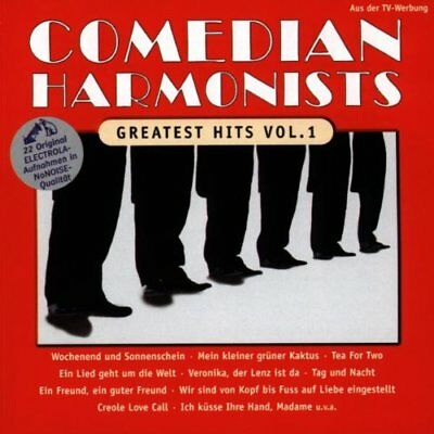 COMEDIAN HARMONISTS - V1 Greatest Hits - CD - Best Of - *BRAND NEW/STILL SEALED*