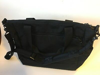 Pacsafe Citysafe CS400 RFID blocking anti theft travel tote, new without tags.