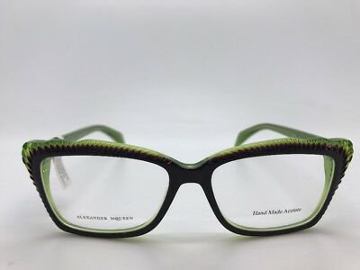 583bab03035 Alexander Mcqueen Amq 4205 Emo Woman Frames Eye Glasses Eyewear 51-14-135  New