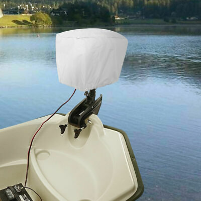 Waterproof Vented Outboard Motor 150-300 HP Boat Engine Protector Cover Grey