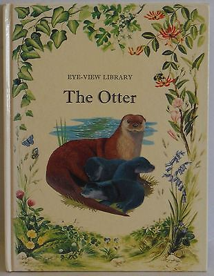 The Otter Eye-View Library Angela Sheen Bernard Robinson nature series hb 1979