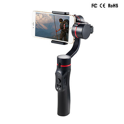 3-Axis Handheld Mobile Gimbal Stabilizer for Smartphone iPhone Samsung Galaxy UK