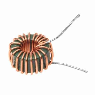 10 Pcs Toroid Core Inductor Wire Wind Wound 3MH 40mOhm 3A Coil F3J8