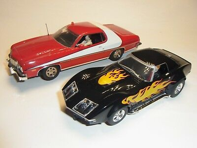 scalextric ford gran torino starsky hutch mit licht. Black Bedroom Furniture Sets. Home Design Ideas