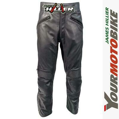 Richa Cafe Leather Trousers