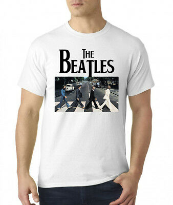 The Beatles Abby Road 100% cotton T shirt