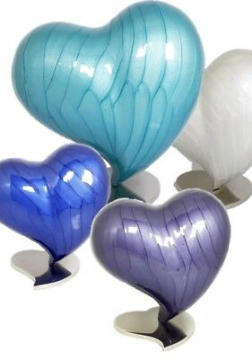 Watford Heart Cremation Ashes Urn Range