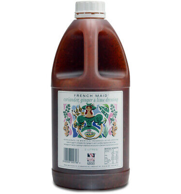 French Maid Coriander, Ginger & Lime Dressing 2l