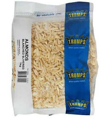 Trumps Blanched Almonds 1kg
