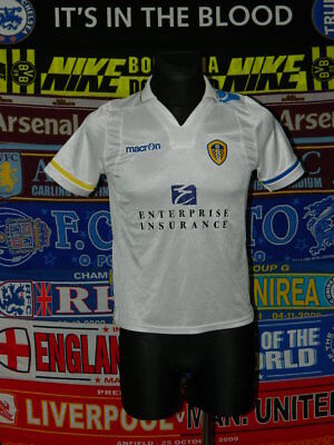 5/5 Leeds United adults EU XS/UK XXS 2011 football shirt jersey trikot soccer