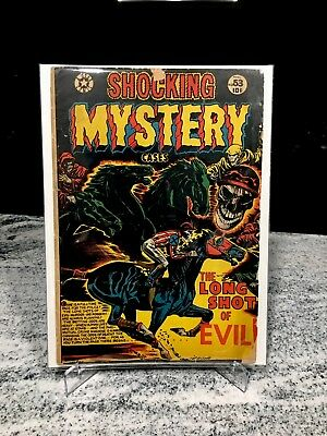 Shocking Mystery Cases 53 L.B. Cole Classic
