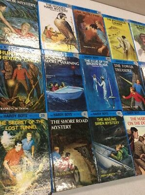 10 Hardy Boys Books for $20 and Free Shipping!
