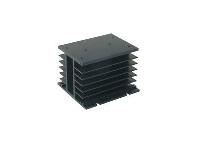 Kudom Panel Mount Heat Sink For Single And 3 Phase Solid State Relays