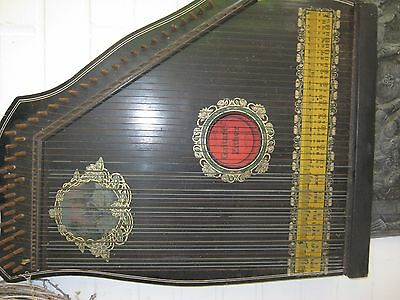 Guitarr Zither