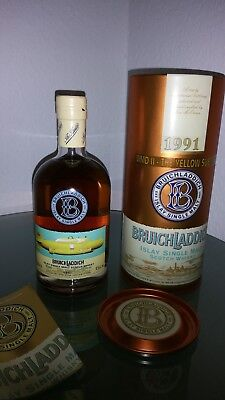 Bruichladdich 14 Jahre WMD II Yellow Submarine 1991 Single Malt Scotch Whisky