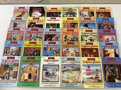 10 Boxcar Children Books for $22 and Free Shipping!