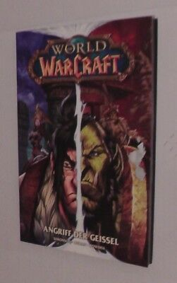 World of Warcraft 3, Angriff der Geissel, Panini Comics