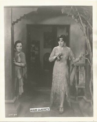 "~LUPE VELEZ/ ESTELLE TAYLOR~ MGM's 1929 ""WHERE EAST IS EAST""   VINTAGE STILL"