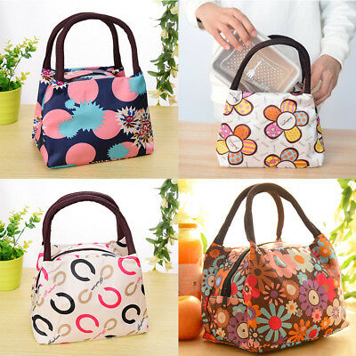 Insulation Package Portable Waterproof Oxford Cloth Lunch Bags Lunch With Rice