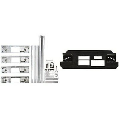 PORTER-CABLE 59381 Hinge Butt Template Kit with Strike and Latch Template New