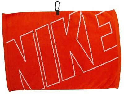(Max Orange) - Nike Golf- Jacquard Towel. Shipping is Free