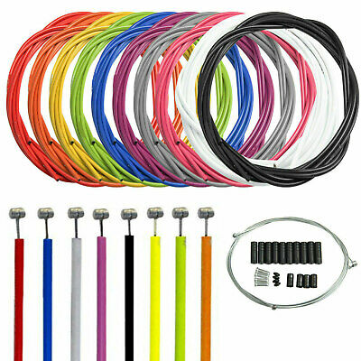Jagwire Brake Gear Cable Set Inner&Outer Front&Rear MTB Mountain Bike Bicycle UK