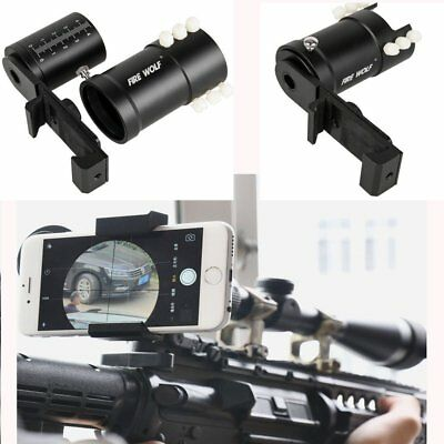 Telescope Rifle Scope Adapter Smartphone Mount System for Phone Camera Mount New