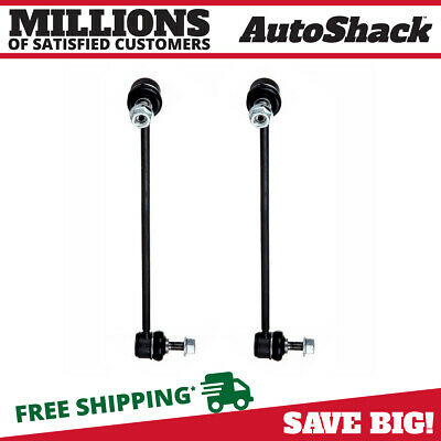 Front Pair of (2) Sway Bar Links fits Audi A3 TT Quattro VW Beetle CC Golf Jetta