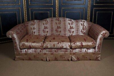 An Original Club Sofa in the English Style