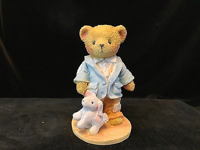 Cherished Teddies Jeremy #950521 - Friends Like You Are Precious And Few