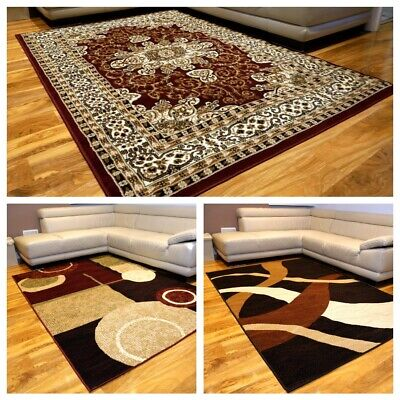Small,Medium,Large Palace BCF Rugs -Traditional Oriental and Modern Designs