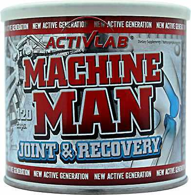 Activlab Machine Man Joint & Recovery 120 Caps Collagen Glucosamine Protection