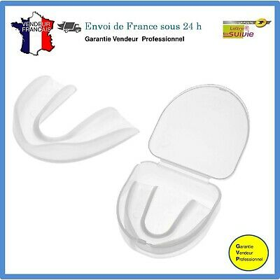 Protecteur Dents Anti Bruxisme Evite Grincage Des Dents Protege Dents Ronflement