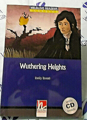 WUTHERING HEIGHTS con Cd LEVEL 4 - EMILY BRONTE - HELBLING LANGUAGES