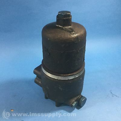 Moog Hp Filter Assembly  50Gpm 6000Psi Hydraulic Pressure Filter Usip