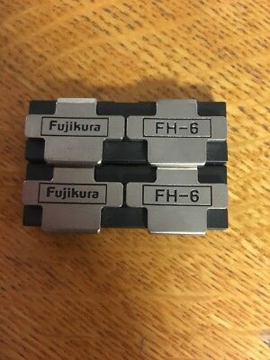 Fujikura Fusion Splicer Ribbon Fiber Holders FH-6