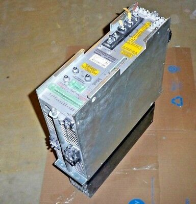 Indramat  Kdv 2.3-100-220/300-000 Ac Servo Power Supply Kdv 2.3-100-220/300-000