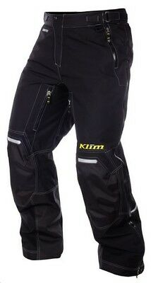 New Klim Vector Pant Black 2Xl Black - Non Current 4048-001-160-000