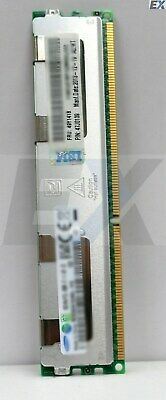 49Y1400 - 16GB Quad-Rank x4 1.35 V PC3L-8500 ECC DDR3 1066 MHz LP RDIMM 49Y1418
