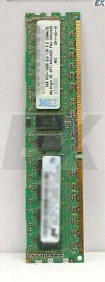49Y1433 - 2GB (Dual-Rank x8) 1.5 V PC3-10600 CL9 DDR3 1333 MHz LP RDIMM 49Y1443