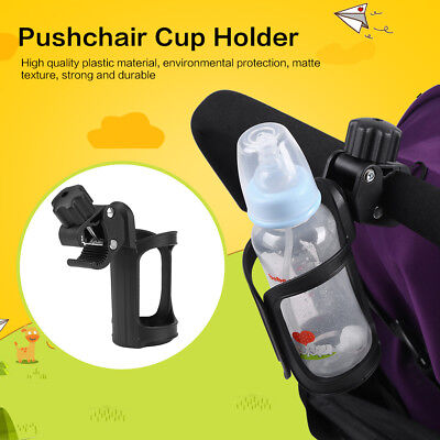 Baby Stroller Pram Cup Holder Universal Bottle Drink Water Mikk Bike Bag Storage