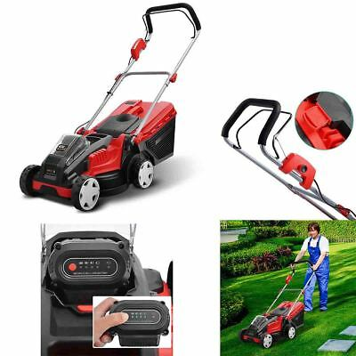 700W Lawn Mower Cordless Lawnmower with 40V Lithium Battery & Charger AU STOCK