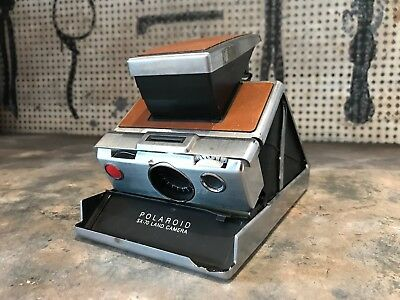 Vintage Polaroid Land Camera SX 70