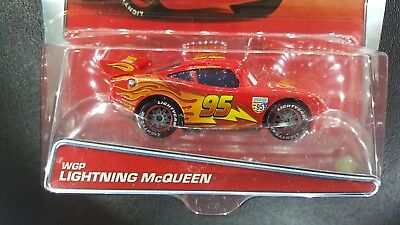 Disney Pixar Cars Wgp Lightning Mcqueen 2016 Save 5% Worldwide Fast Ship