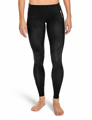 SKINS Women's A400 Compression Long Tights Black Large New