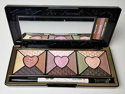 Too Faced Sweetie Pie Pure Forbidden Love Eye Shadow Eyeliner Compact Gift Set
