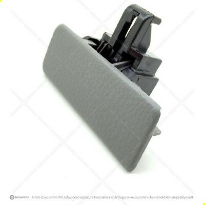 NEW Genuine Suzuki SX4 2006-14 Glove Box Handle Door Lock GREY 73430-86G00-R8J