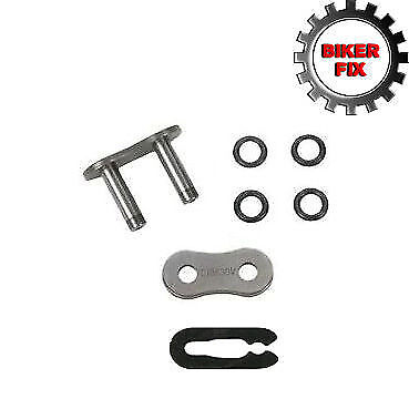 Replacement Spring / Clip Link For JT X-Ring 530 Heavy Duty Motorcycle Chains