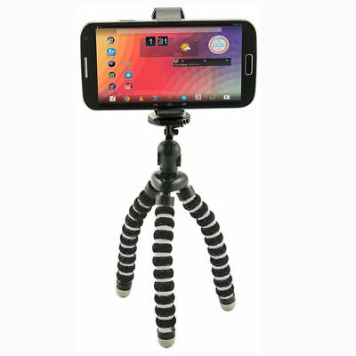 New Flexible Tripod Stand for iPhone Smartphone Camera with Universal Clip