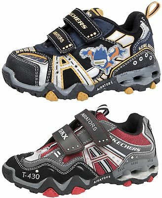Skechers Airators Trainers Sports Pe School Trainers Sneakers Pumps Kids Size